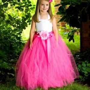 Flower Petal Skirt
