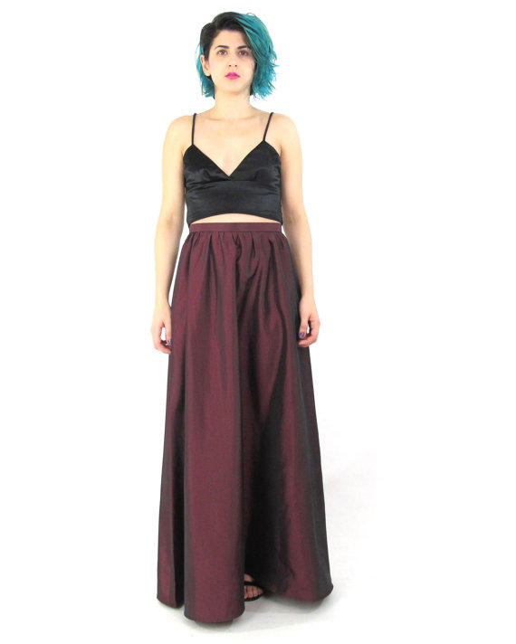 Formal Maxi Skirt - Dress Ala