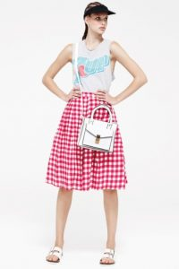 Gingham Skirt Pictures