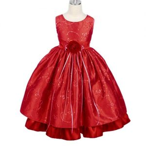 Girls Christmas Gowns