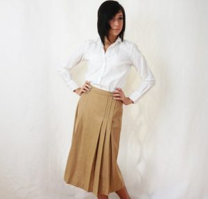 Girls Western Skirt