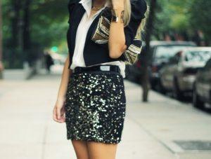Glitter Skirts