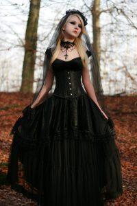 Gothic Victorian Gowns