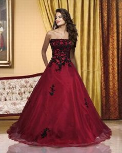Gothic Wedding Gowns