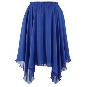 Handkerchief Hem Skirts