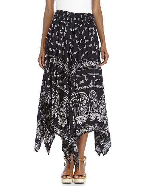 Handkerchief Skirt | DressedUpGirl.com