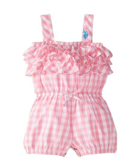 Baby Girl Rompers Dressedupgirl Com