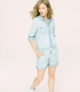 Images of Chambray Romper