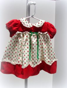 Infant Christmas Gowns