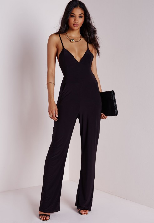 Get glam with our collection of evening jumpsuits, the perfect party dress alternative when you're going Out Out! Shop the full range here.