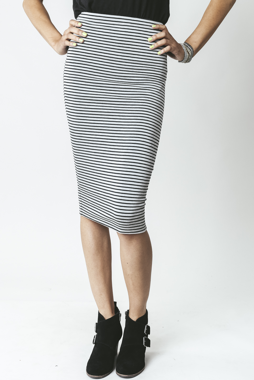 Knit Pencil Skirt | Dressed Up Girl