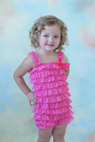 3e45c3812b5 Lace Romper Toddler