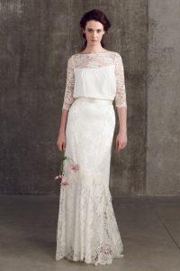 Lace Wedding Skirt