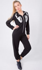 Ladies One Piece Jumpsuit