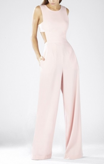 Pink Jumpsuit | Dressed Up Girl