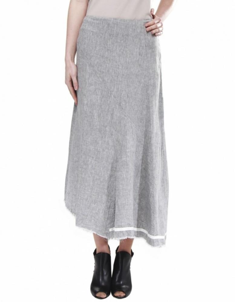 Linen Skirt Dressedupgirl Com