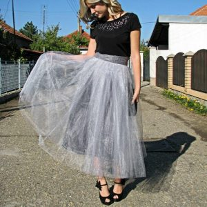 Long Ballerina Skirt