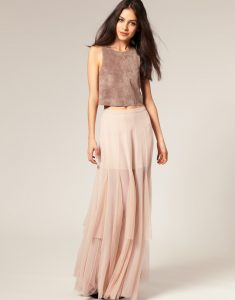 Long Skirt Formal