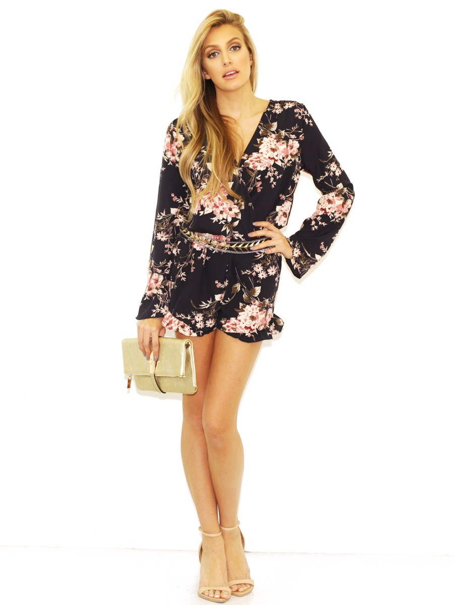 Free shipping and returns on Long Sleeve Jumpsuits & Rompers at multiformo.tk