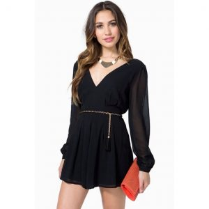 Long Sleeved Romper