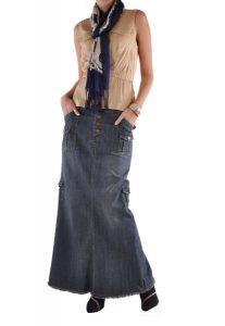 Long Western Skirts