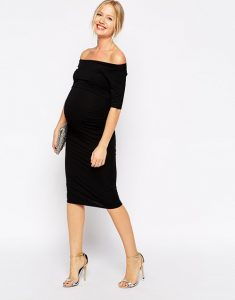 Maternity Romper Dress