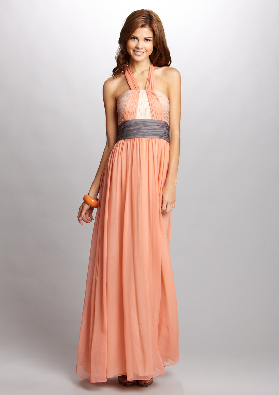 Maxi Gowns Dressed Up Girl