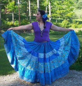 Mexican Dance Skirts