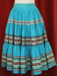 Mexican Peasant Skirt