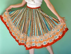 Mexican Skirts