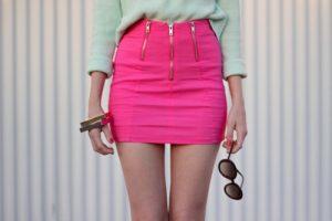 Mini Skirt Tubes