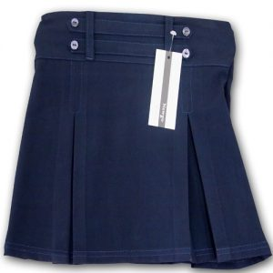 Navy Uniform Skirts