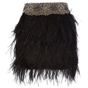 8def472de69 Free shipping 45cm(17 71. Ostrich Feather Skirt Dressed