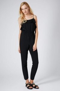 Petite Jumpsuit Black