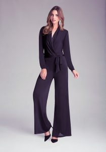 Petite Jumpsuits with Sleeves