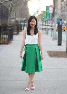 Petite Midi Skirt