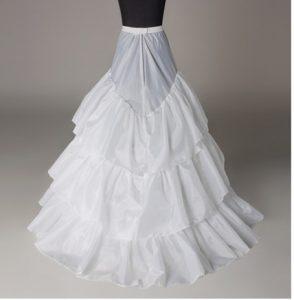 Petticoat Skirt for Wedding Dress