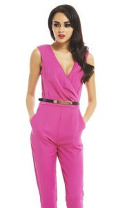 Pink Jumpsuit for Women