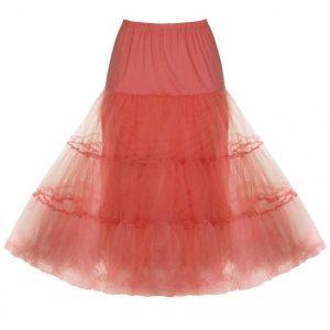 Pink Petticoat Skirt