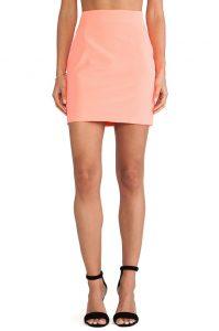 Pink Tube Skirt