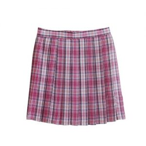 Plaid Uniform Skirts for Juniors