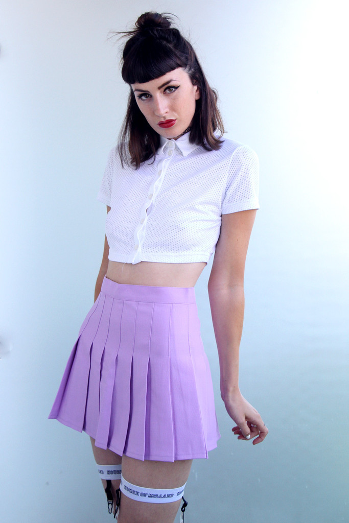 Pleated Tennis Skirt | Dressed Up Girl
