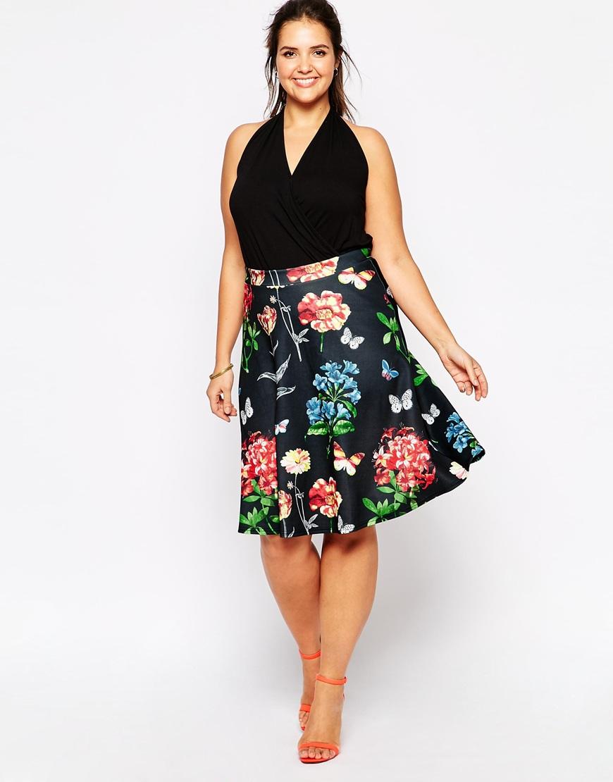 A Line Skirt | Dressed Up Girl