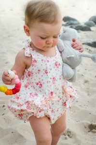 Rompers for Baby Girls