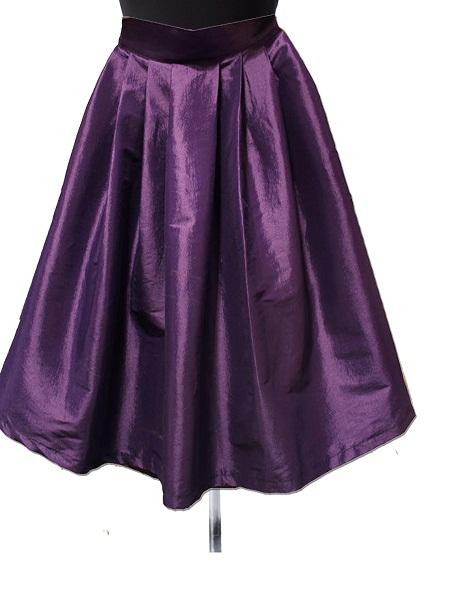 Satin Skirt Dressedupgirl Com