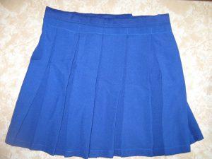Schoolgirl Skirt Pattern