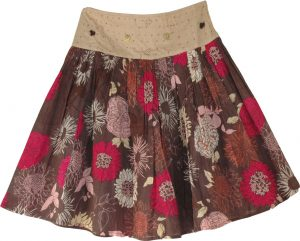 Short Cotton Skirts
