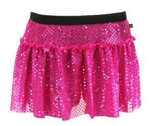 Sparkly Running Skirts