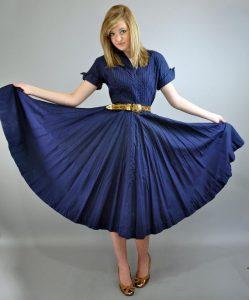 Swing Skirt Dresses