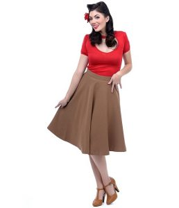 Swing Skirt Pictures